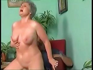 Very hot granny