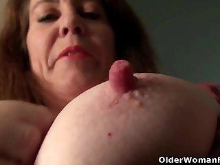 An older woman means fun part 254