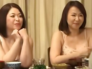 Japanese young boy lucky get seduce two hot aunt FOR FULL HERE: tiny.cc/shrebz