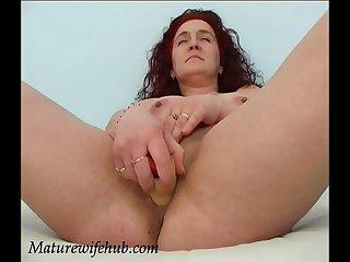 Vintage Big Tit Solo Play maturewifehub.com