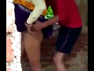 Desi aunty ass fuck by neighbor boy