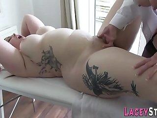 Mature doctor lesbian