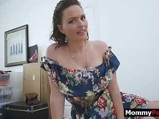 Forgive me lord for fucking my step son  taboo family sex