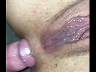 Fucking my passed out wife in the ass
