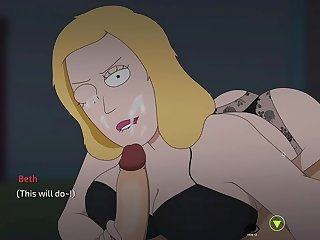 Rick and Morty: A Way Back Home   Moms just wanna fuck ( Milf Compliation)