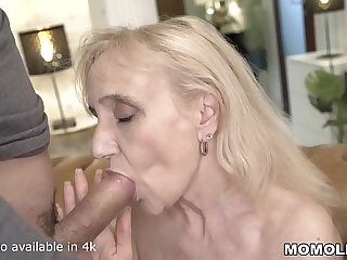 Nanney reliving her Fantasy Young years Fucking a Stud