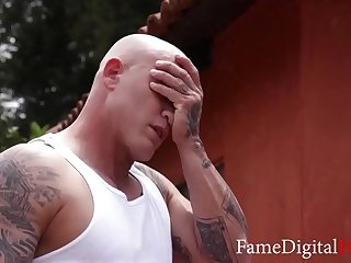 Allure Jensen Fixing the pool &_ fucking your daughter