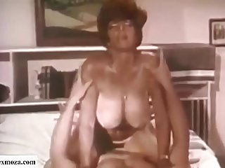Vintage Son Fuck and Suck Big Tits  Sexmoza.com