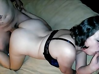 Amateur wife shared and creampied