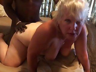 SlutWife Laura gets fucked doggystyle