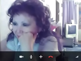 Beautiful Russian mother Galina 54 years old wants my dick on skype, more,