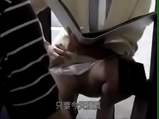 Asian Japanese saleswoman promised to buy today, would give aftersale fucking service  ReMilf.com
