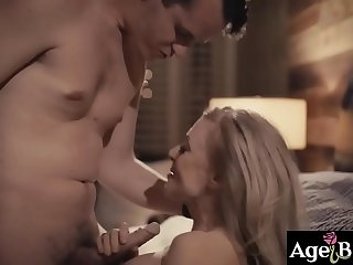Justin Hunt fulfilled Nina Hartley'_s needs as a woman even if she is already old