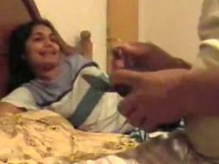 Indian mature couples fucking hard in their Room Part 1