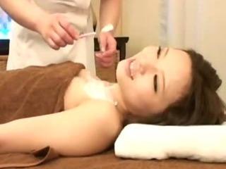 Bridal Salon Massage Spycam 2