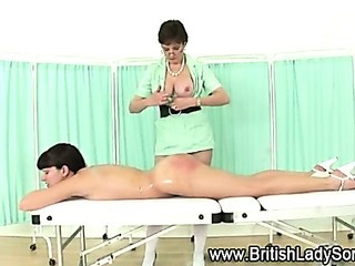 Massage teen whore spanked