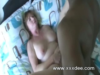 Amazing experienced interracial