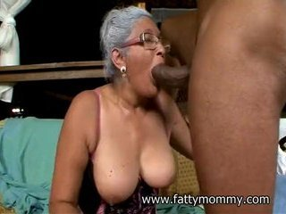 Mature granny Eva seventy one year old with the man sex