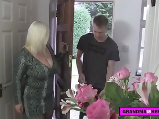 my grandmother have a young lover