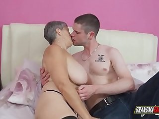 busty grannies are worth to fuck