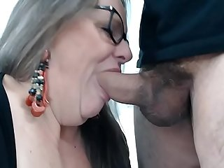 Watch me live fof free at: Vexcams.com  60 year old blow job